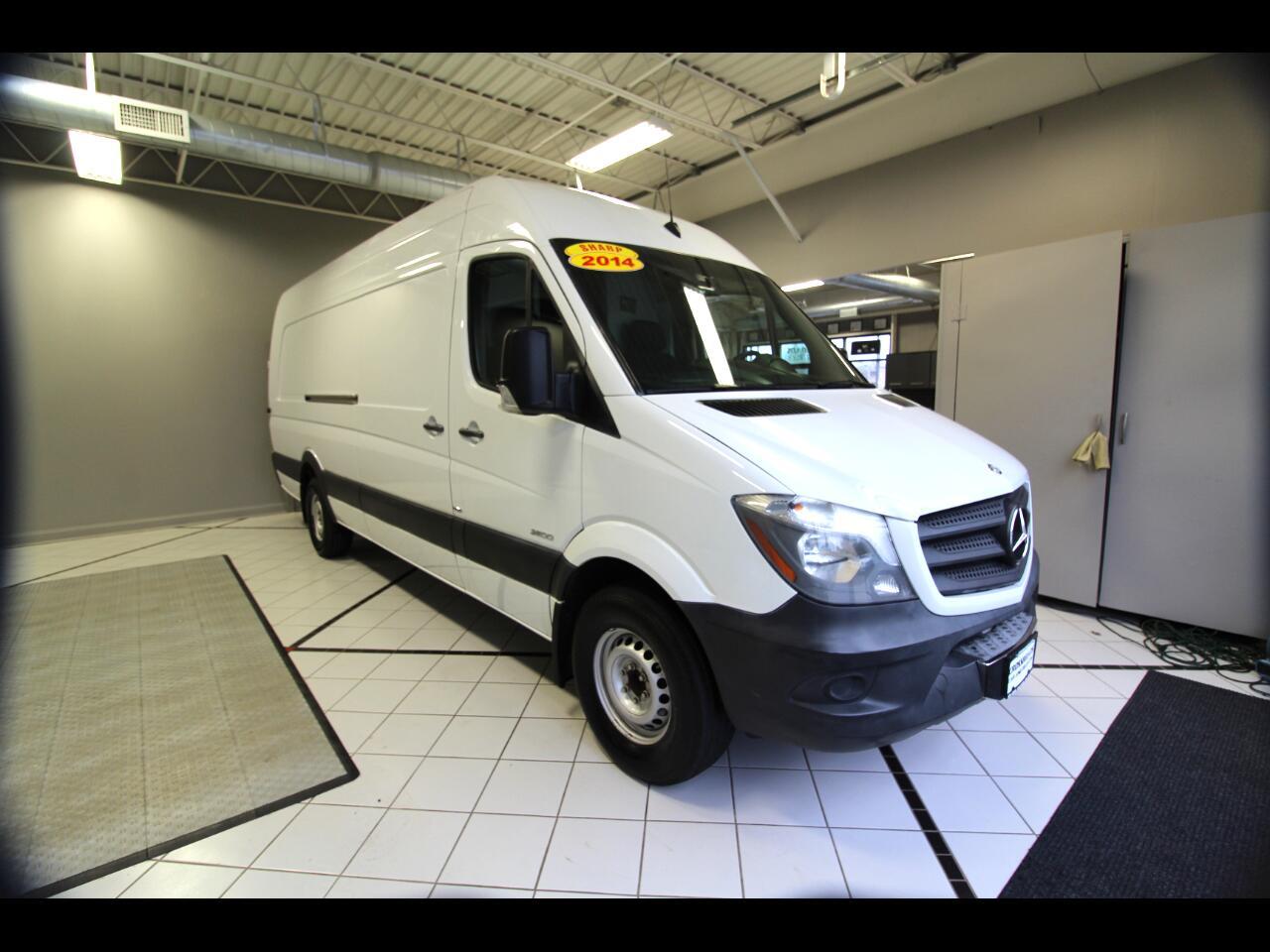 "Mercedes-Benz Sprinter Cargo Vans 2500 170"" 2014"