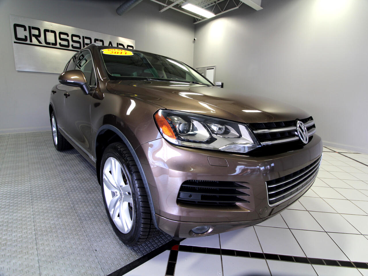 Volkswagen Touareg 4dr TDI Executive 2011
