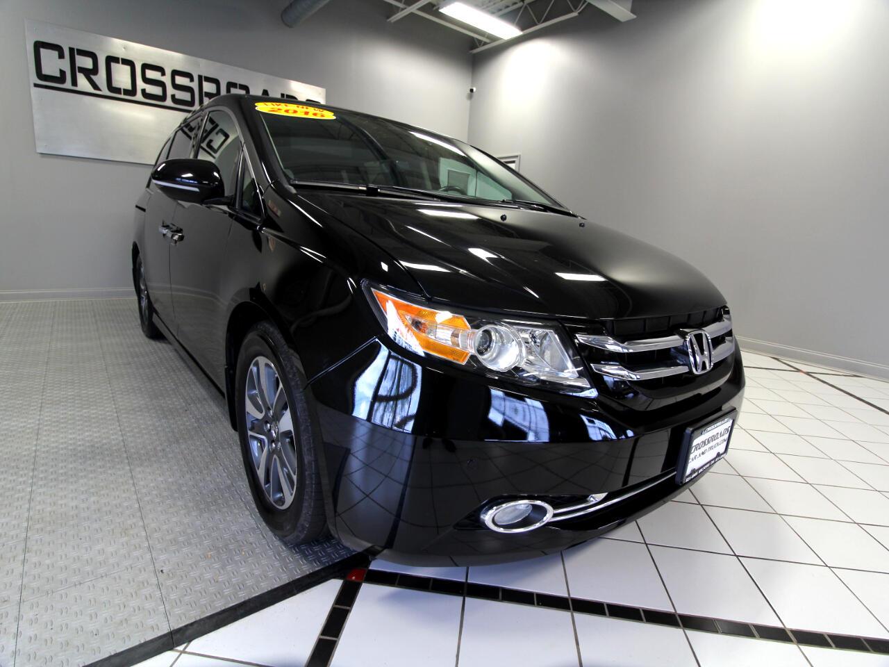 Honda Odyssey 5dr Touring 2016