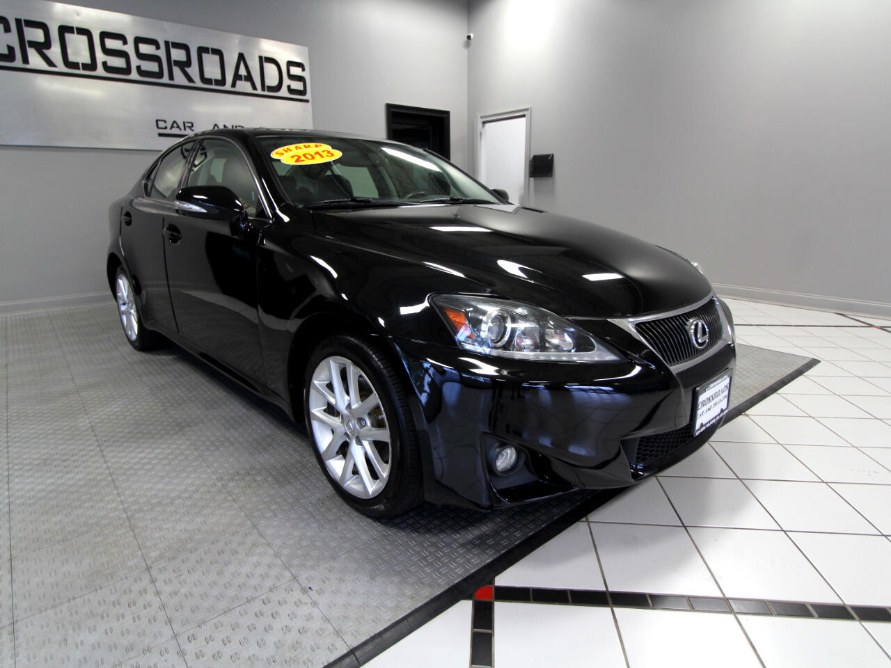 Lexus IS 250 4dr Sport Sdn Auto AWD 2013