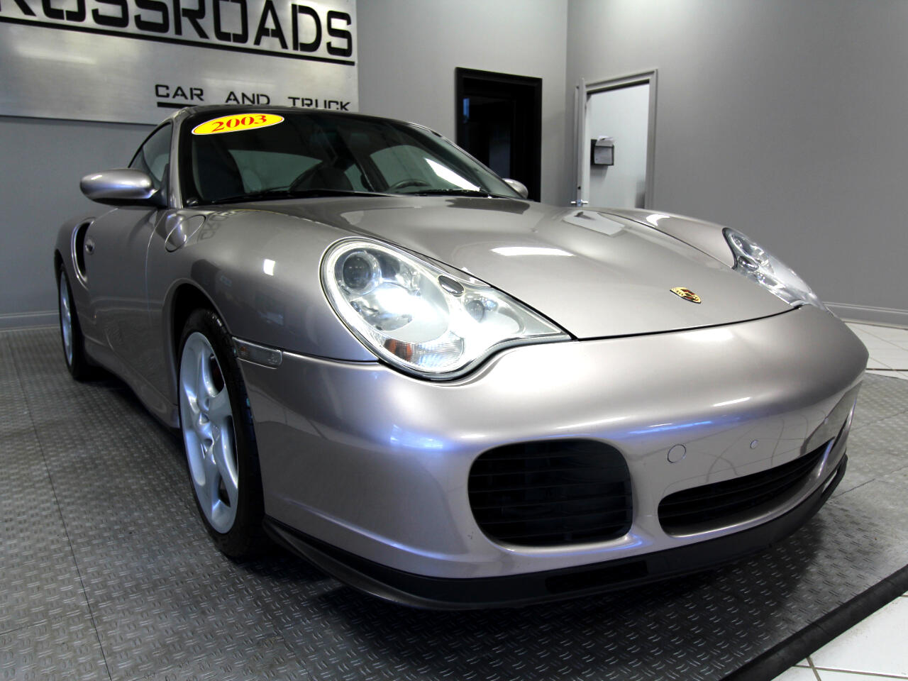 Porsche 911 Carrera 2dr Carrera Turbo Cpe 2003