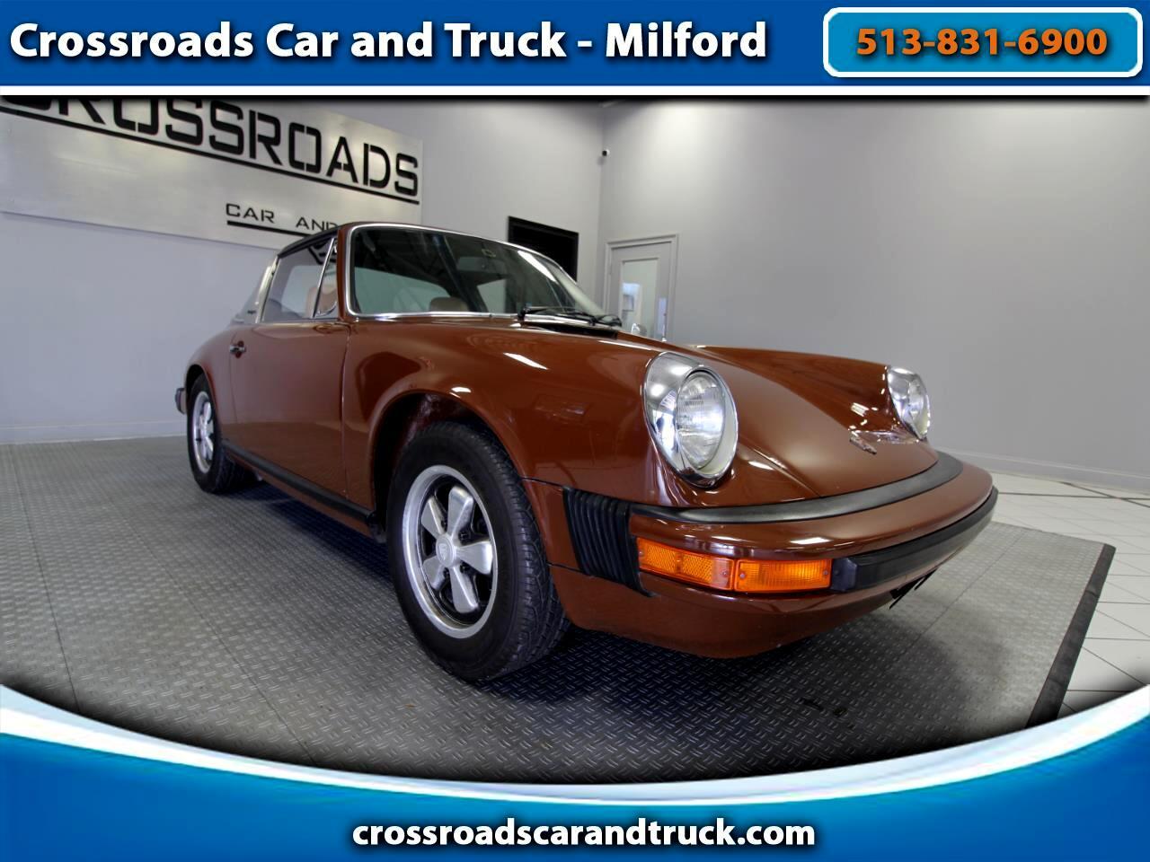 Porsche 911 2dr Targa 1974