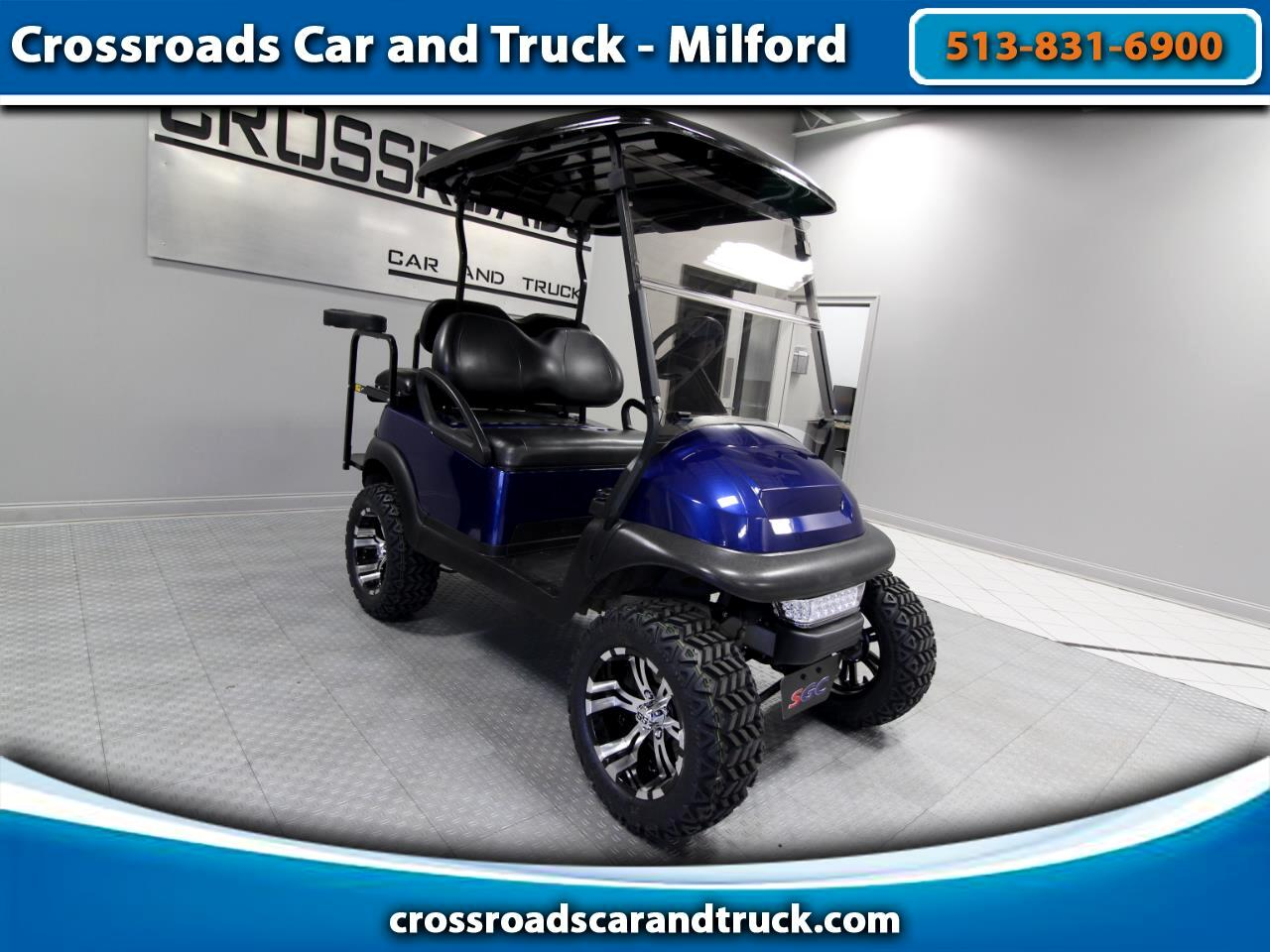 Club Car Golf Cart Base 2015
