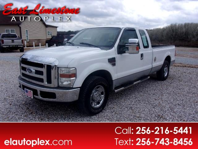 2008 Ford F250 XL SuperCab 2WD