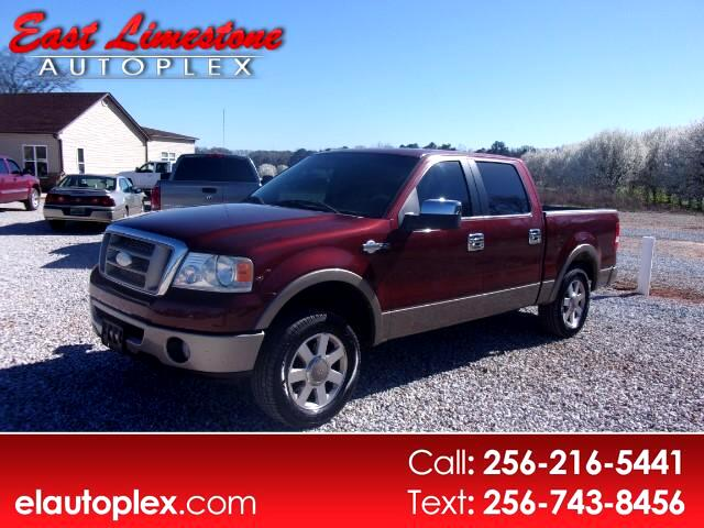 "2006 Ford F-150 2WD SuperCrew 139"" King Ranch"