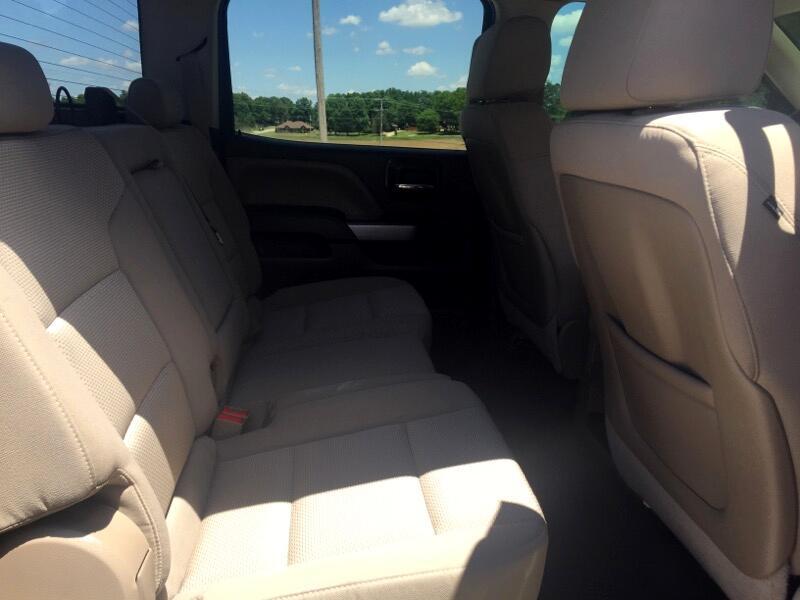2015 Chevrolet Silverado 1500 1LT Crew Cab 4WD
