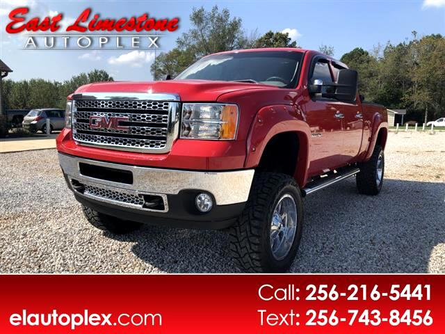 2013 GMC Sierra 2500HD available WiFi 4WD Crew Cab 153.7