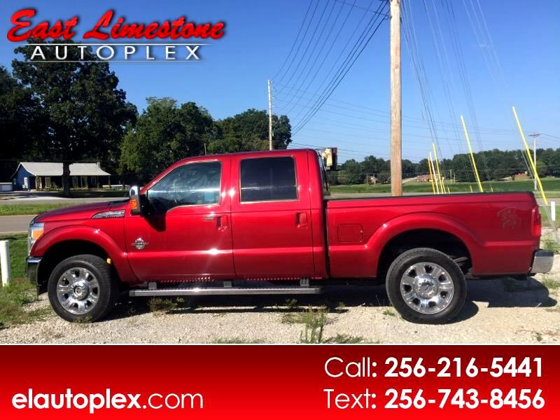 2016 Ford F250 King Ranch Crew Cab 4WD