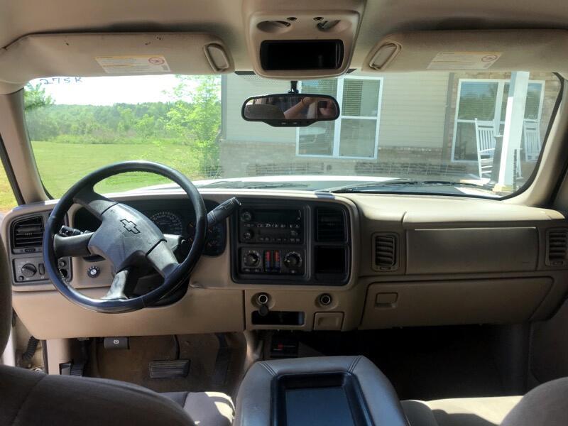 2006 Chevrolet Silverado 2500 Crew Cab Crew Cab 153.0