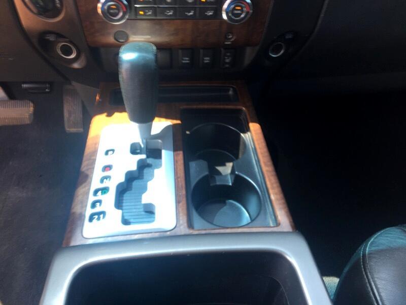 2011 Nissan Titan S Crew Cab 4WD