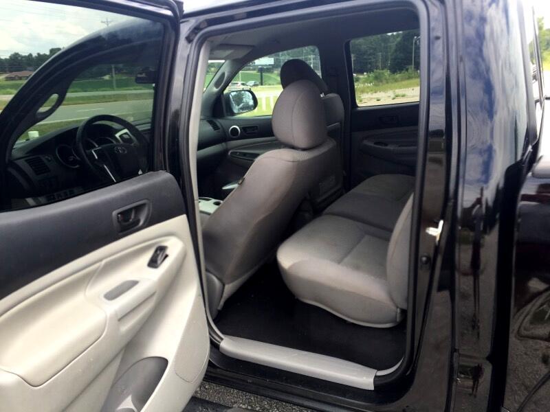 2015 Toyota Tacoma Double Cab V6 6MT 4WD
