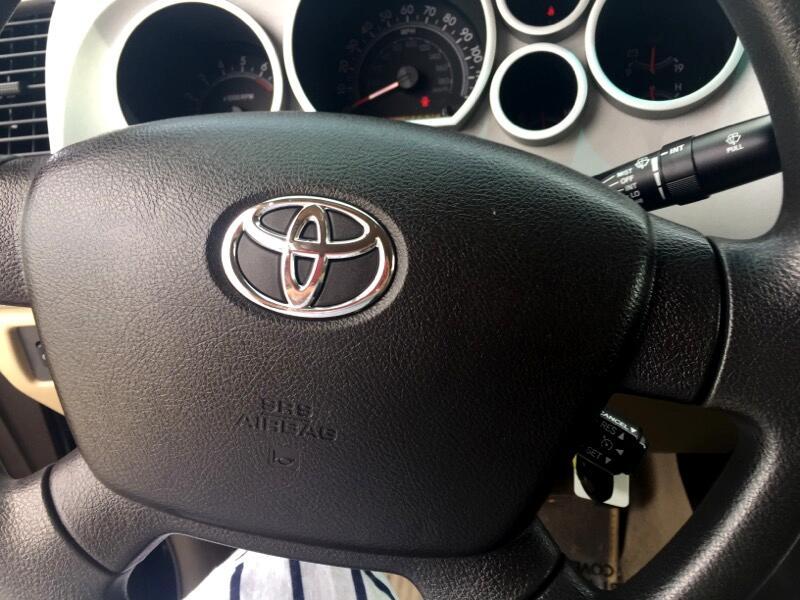 2008 Toyota Tundra 4WD Truck Dbl LB 5.7L V8 6-Spd AT SR5 (Natl)