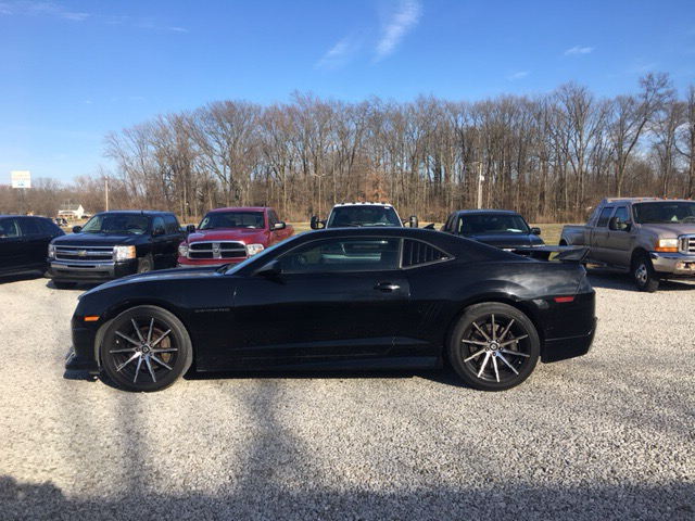 2012 Chevrolet Camaro 2SS Coupe