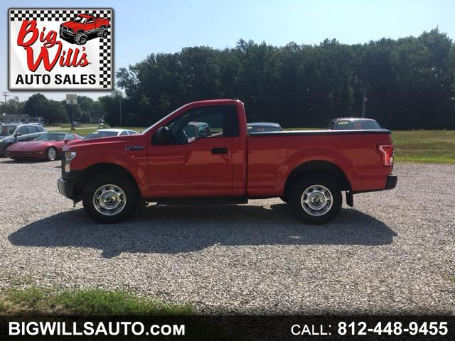 2016 Ford F-150 XLT 6.5-ft. Bed 2WD