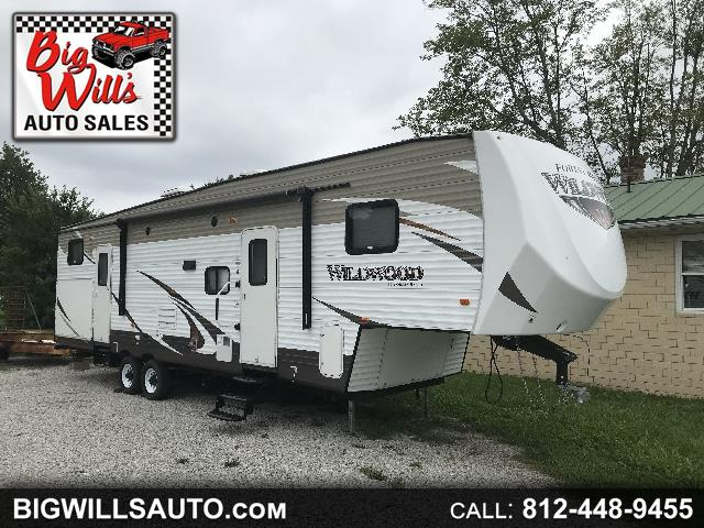 2015 Forest River Wildwood 33
