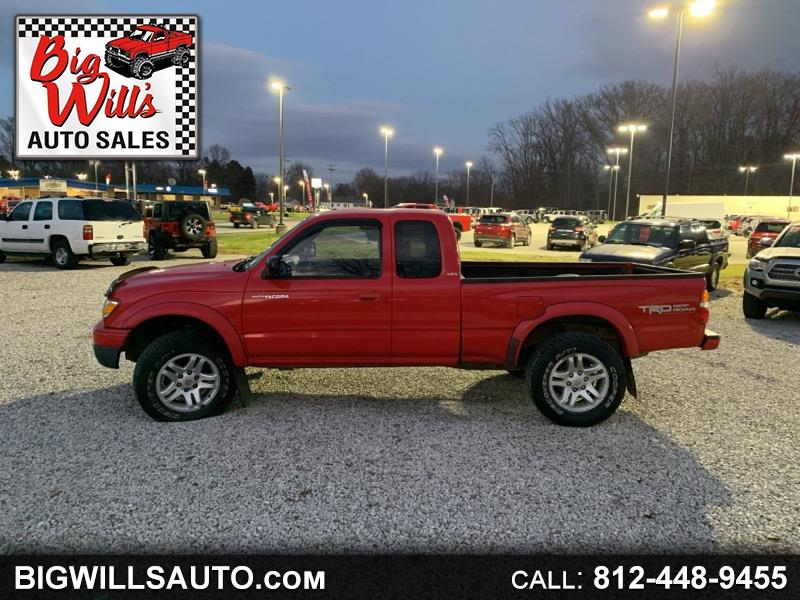 2001 Toyota 2WD Pickups Short Bed DLX Auto