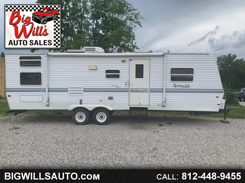 2001 Keystone RV Springdale 295BH Travel Trailer