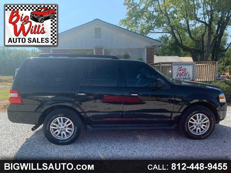 2013 Ford Expedition 4dr XLT