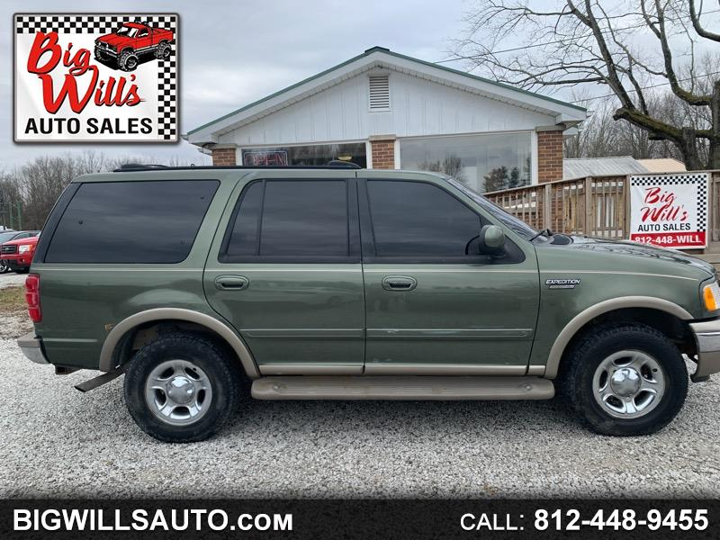 Ford Expedition Eddie Bauer 4WD 2001
