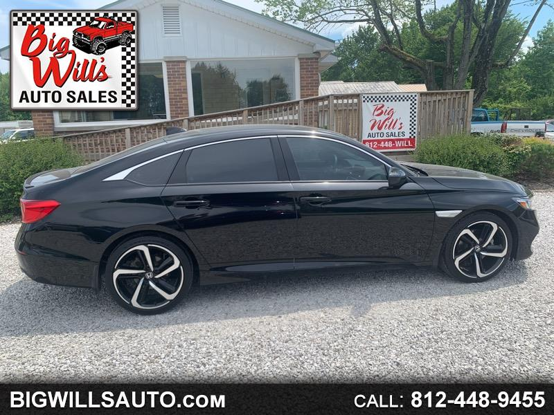 Honda Accord Sport 2.0T 10A 2018