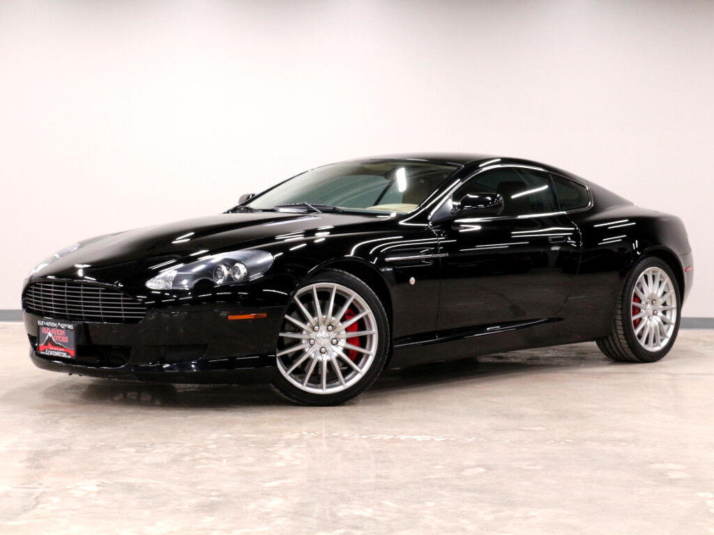 Aston Martin DB9 Coupe 2007