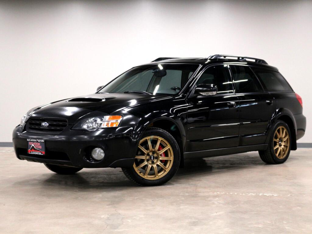 2005 Subaru Outback 2.5XT Limited Wagon