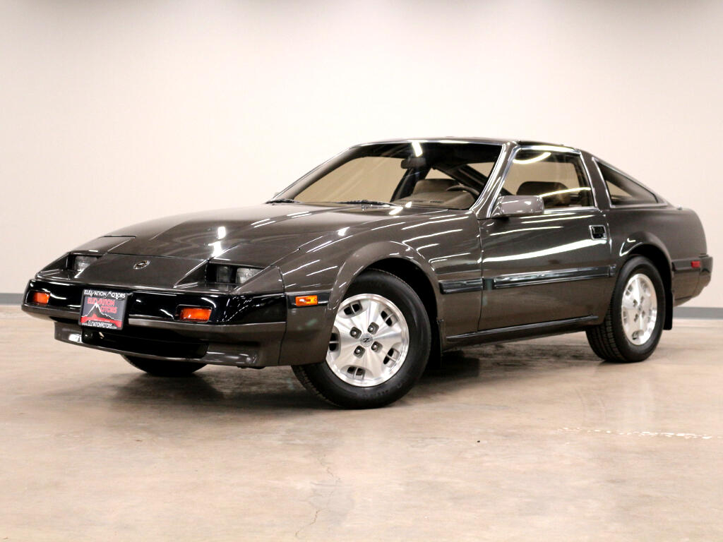 1984 Nissan 300ZX T-Roof coupe