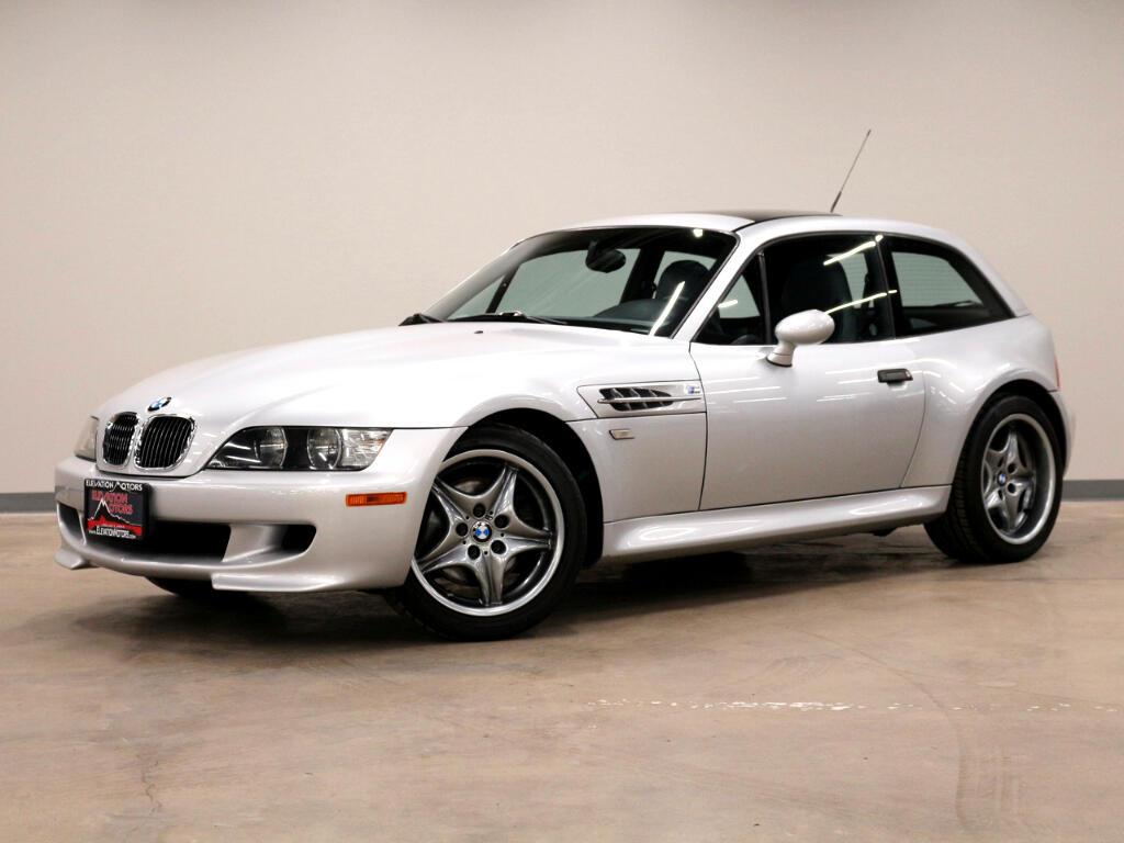 2001 BMW M Coupe Base