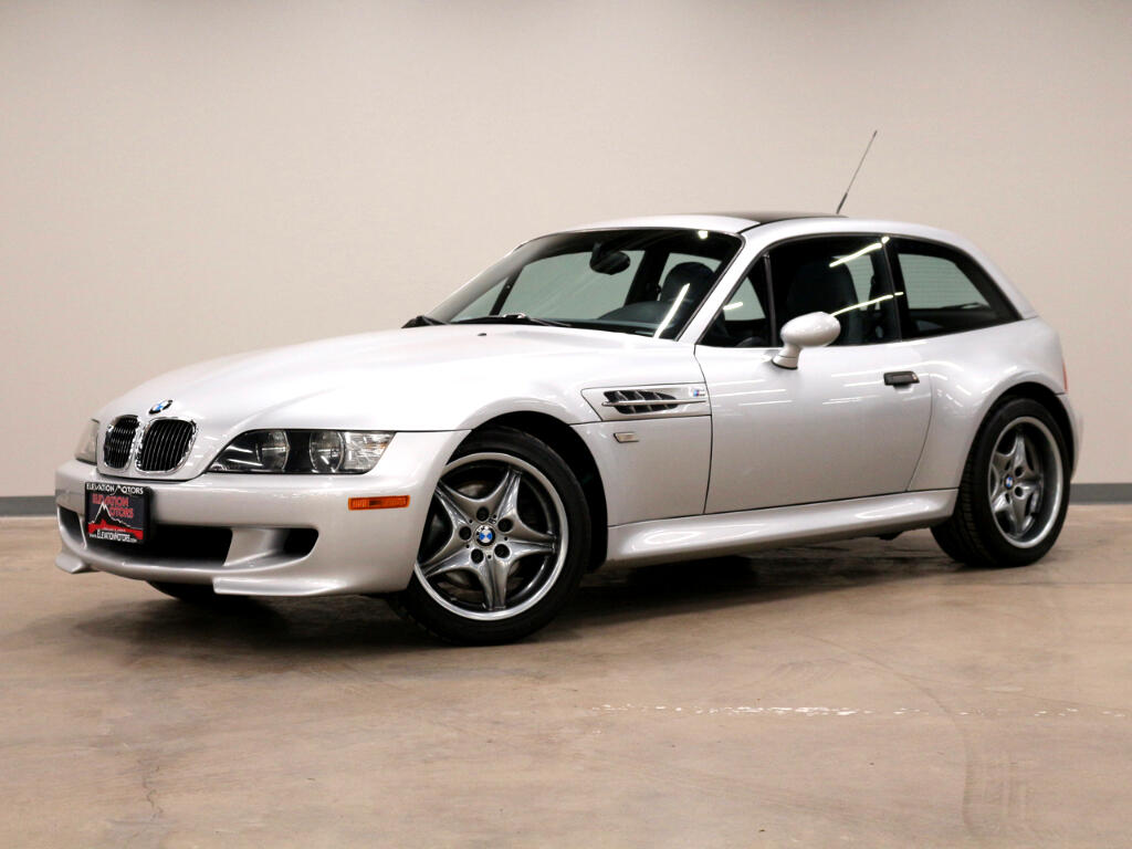 2001 BMW M Coupe Base