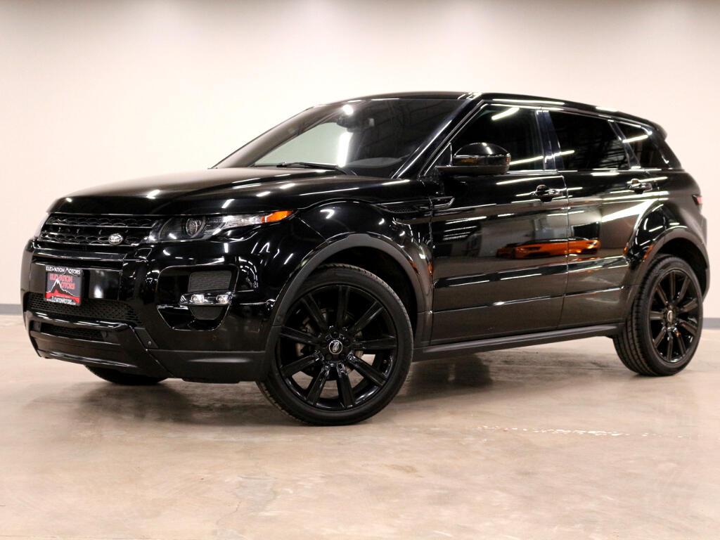 2014 Land Rover Range Rover Evoque Dynamic Premium 5-Door