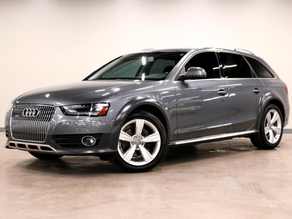 2014 Audi allroad Premium Plus quattro