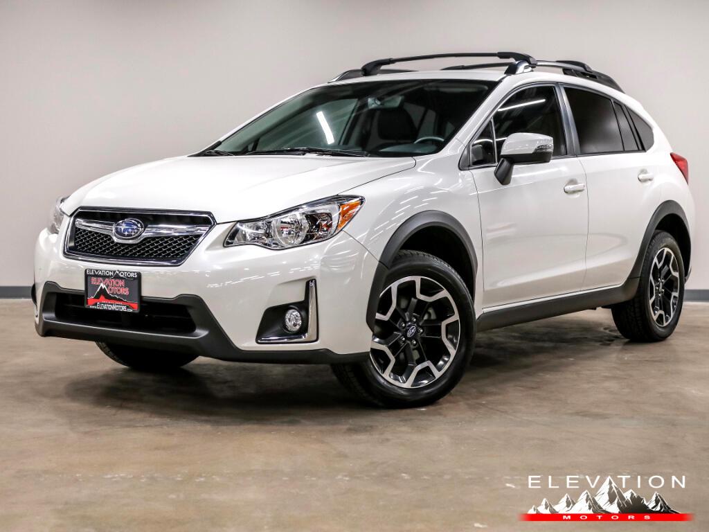 2017 Subaru Crosstrek 2.0i Limited PZEV CVT