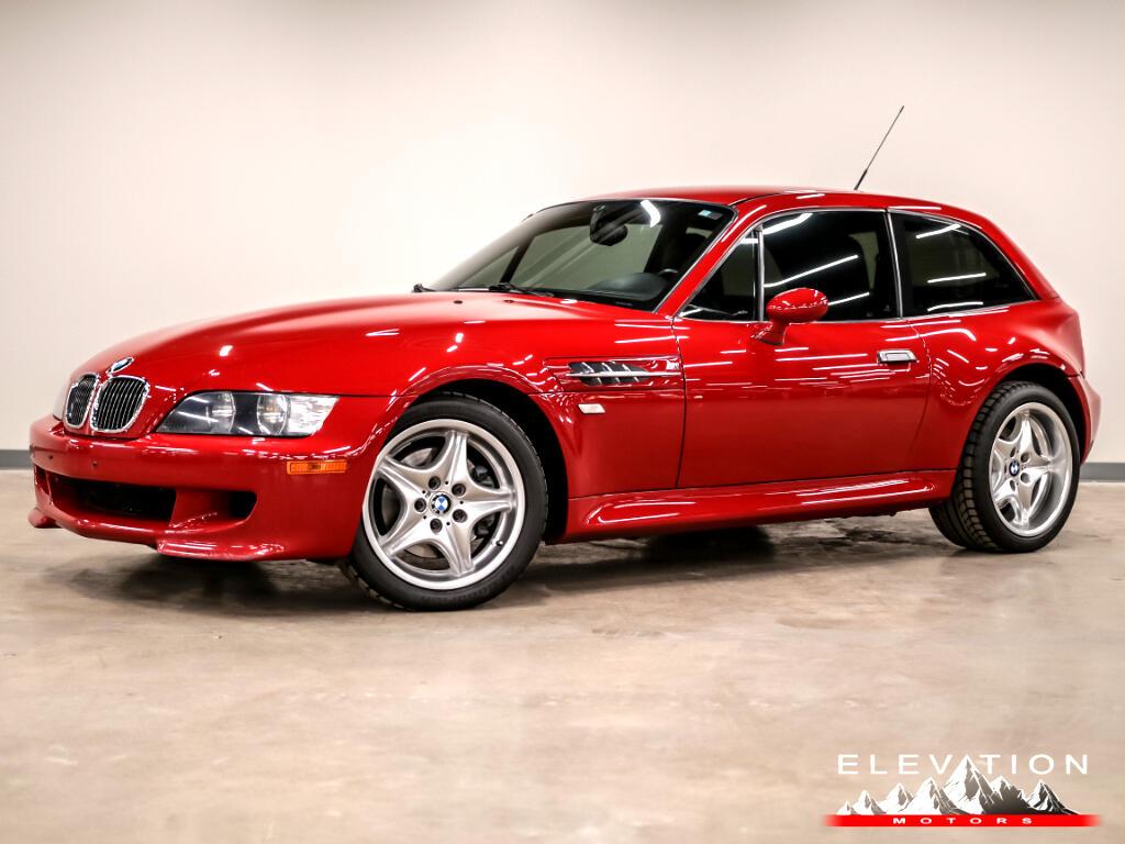 2000 BMW M Coupe Base