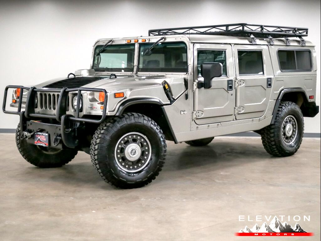 2006 HUMMER H1 Alpha Wagon 4 Door