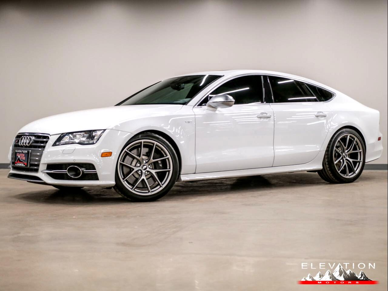 2013 Audi S7 4.0 Prestige quattro S tronic