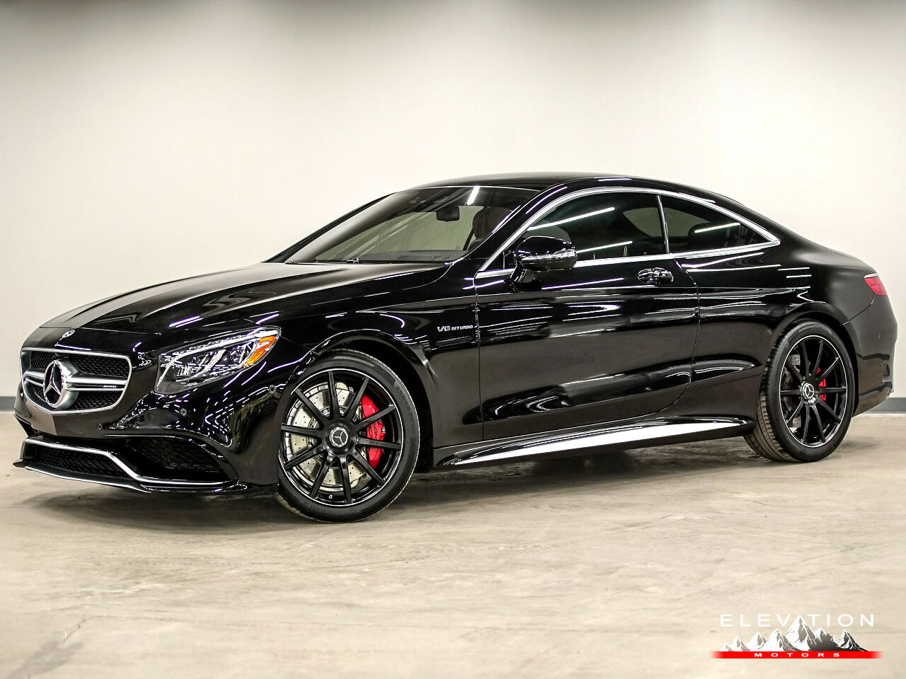 2017 Mercedes-Benz S-Class S63 AMG 4MATIC Coupe
