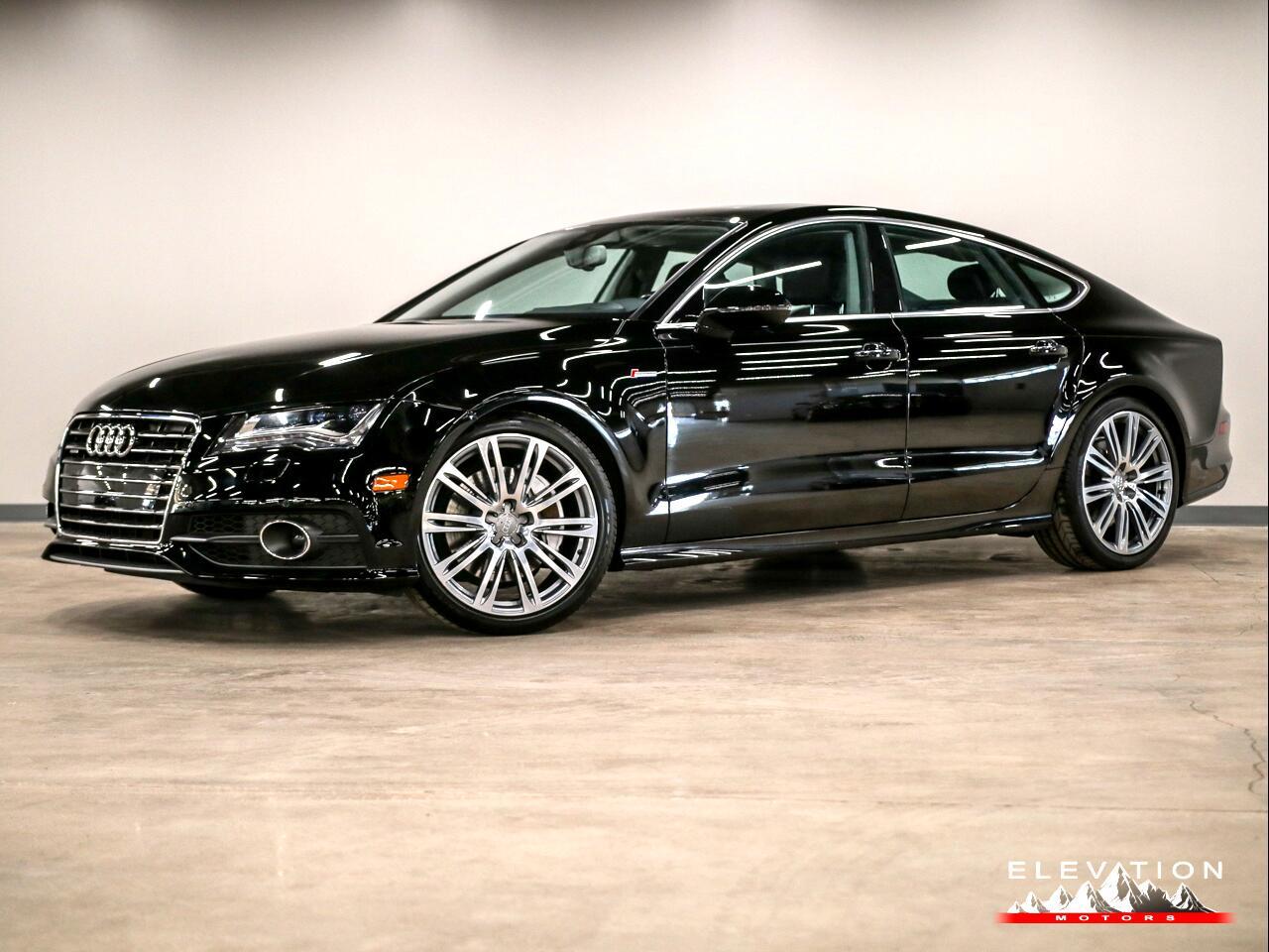 2012 Audi A7 3.0 TFSI Prestige quattro
