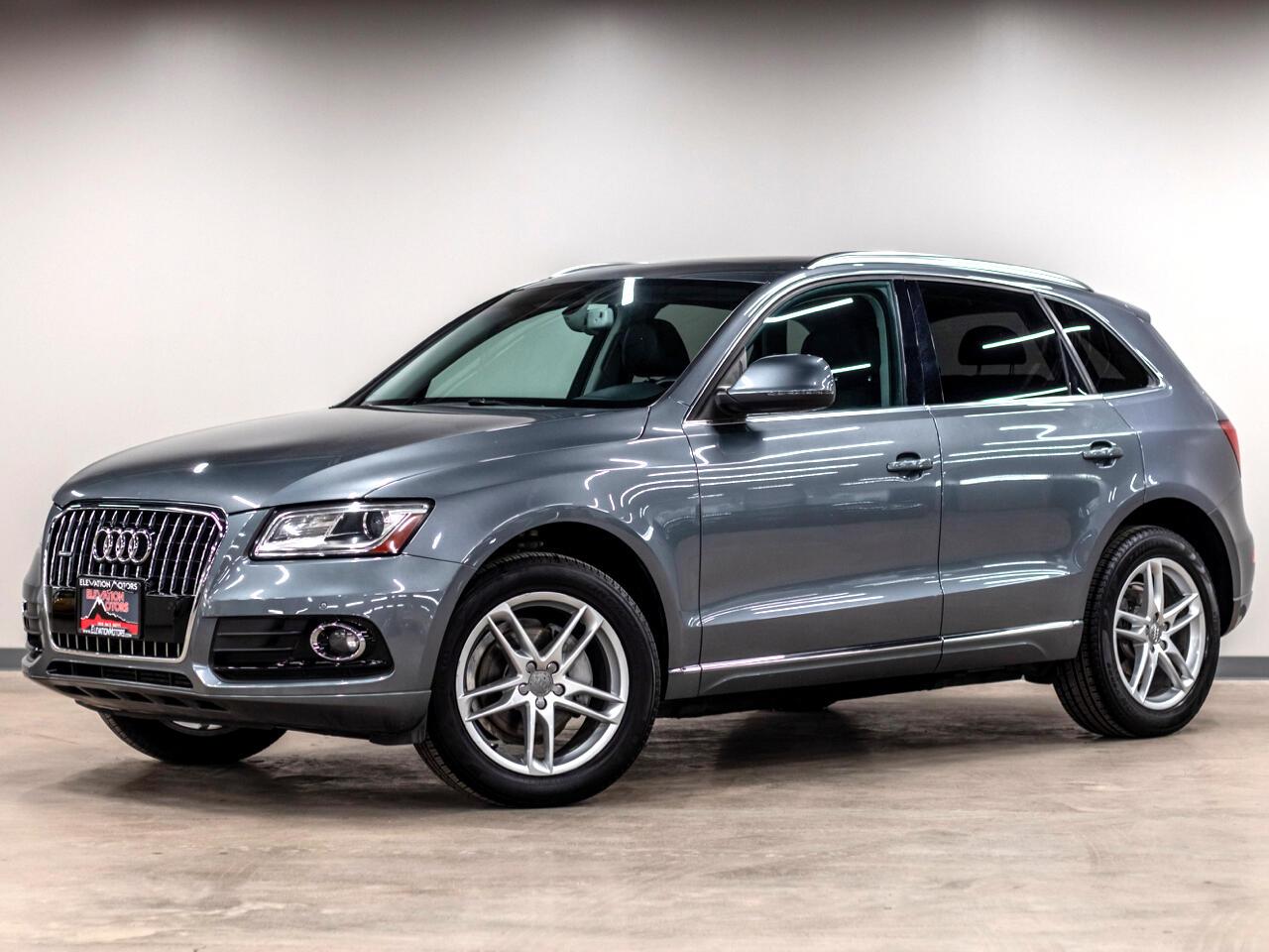 2013 Audi Q5 2.0 TFSI Premium Plus