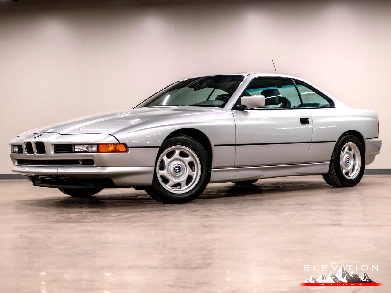 BMW 8-Series 850i 1991
