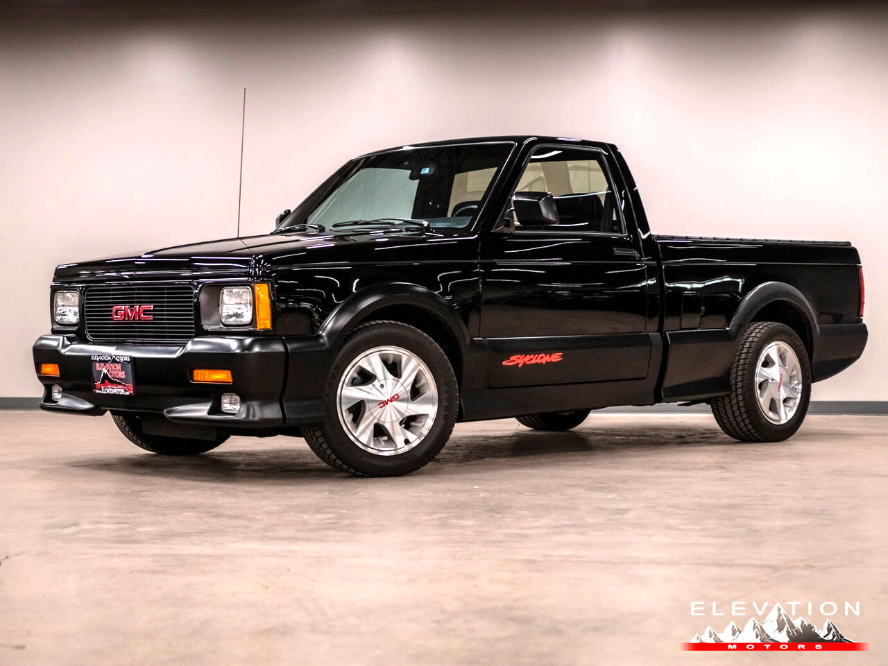 1991 GMC Syclone Base
