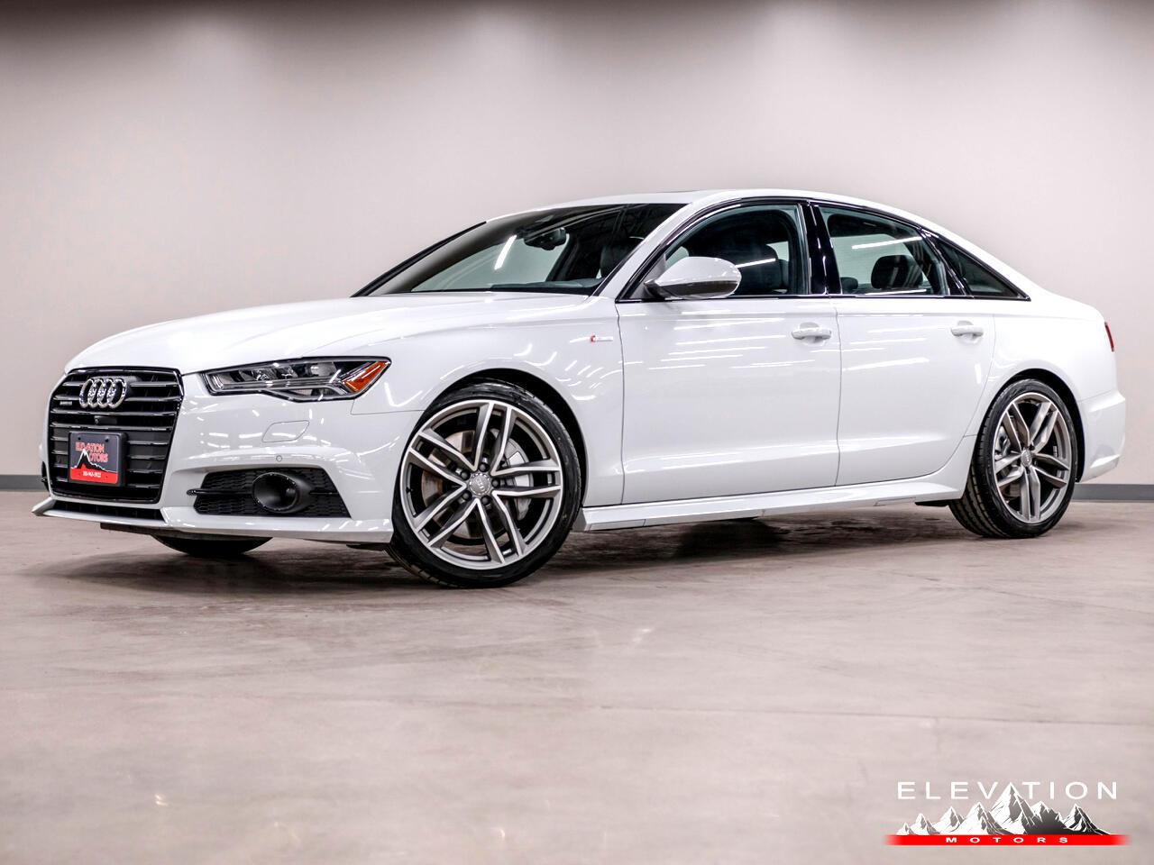 2016 Audi A6 3.0T Prestige quattro