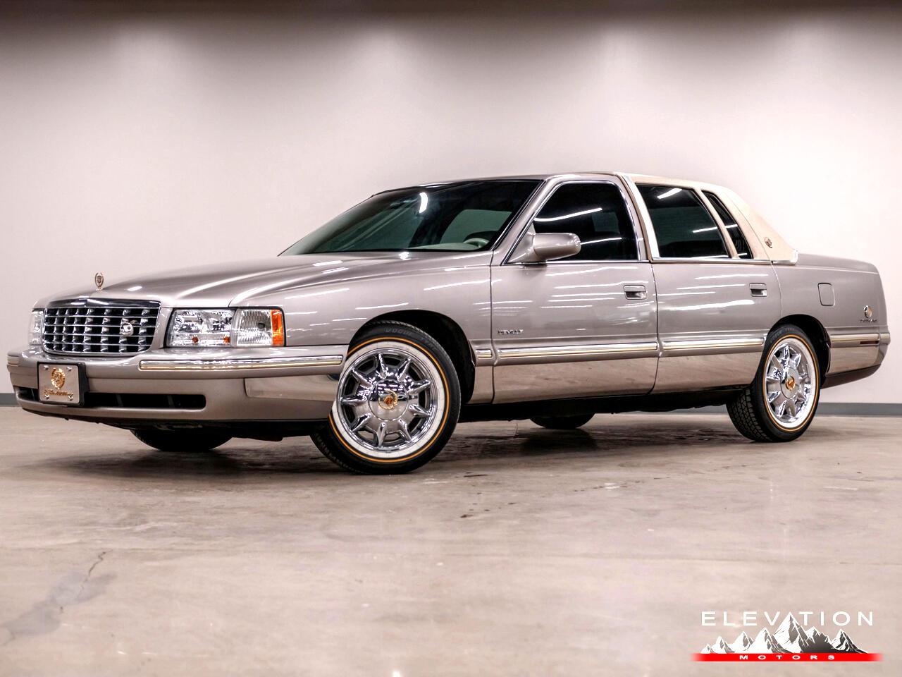 1998 Cadillac DeVille dElegance