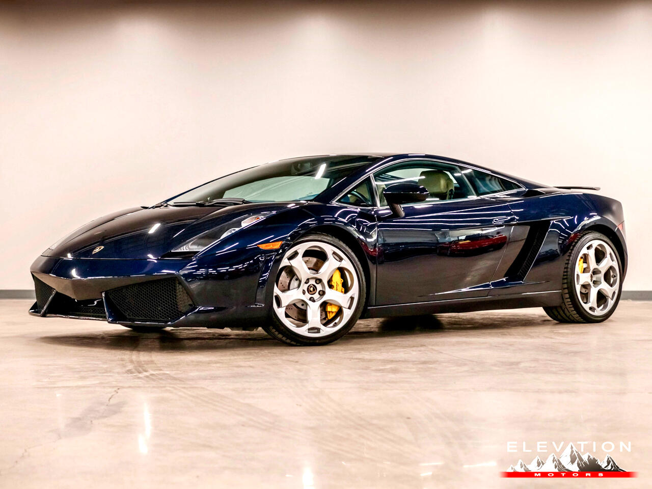 Lamborghini Gallardo Coupe 2006