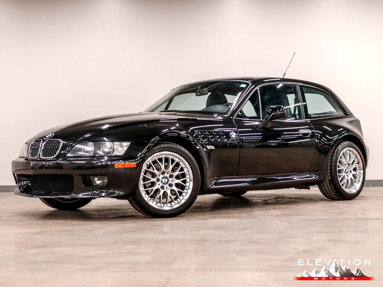 BMW Z3 Coupe 3.0i 2001