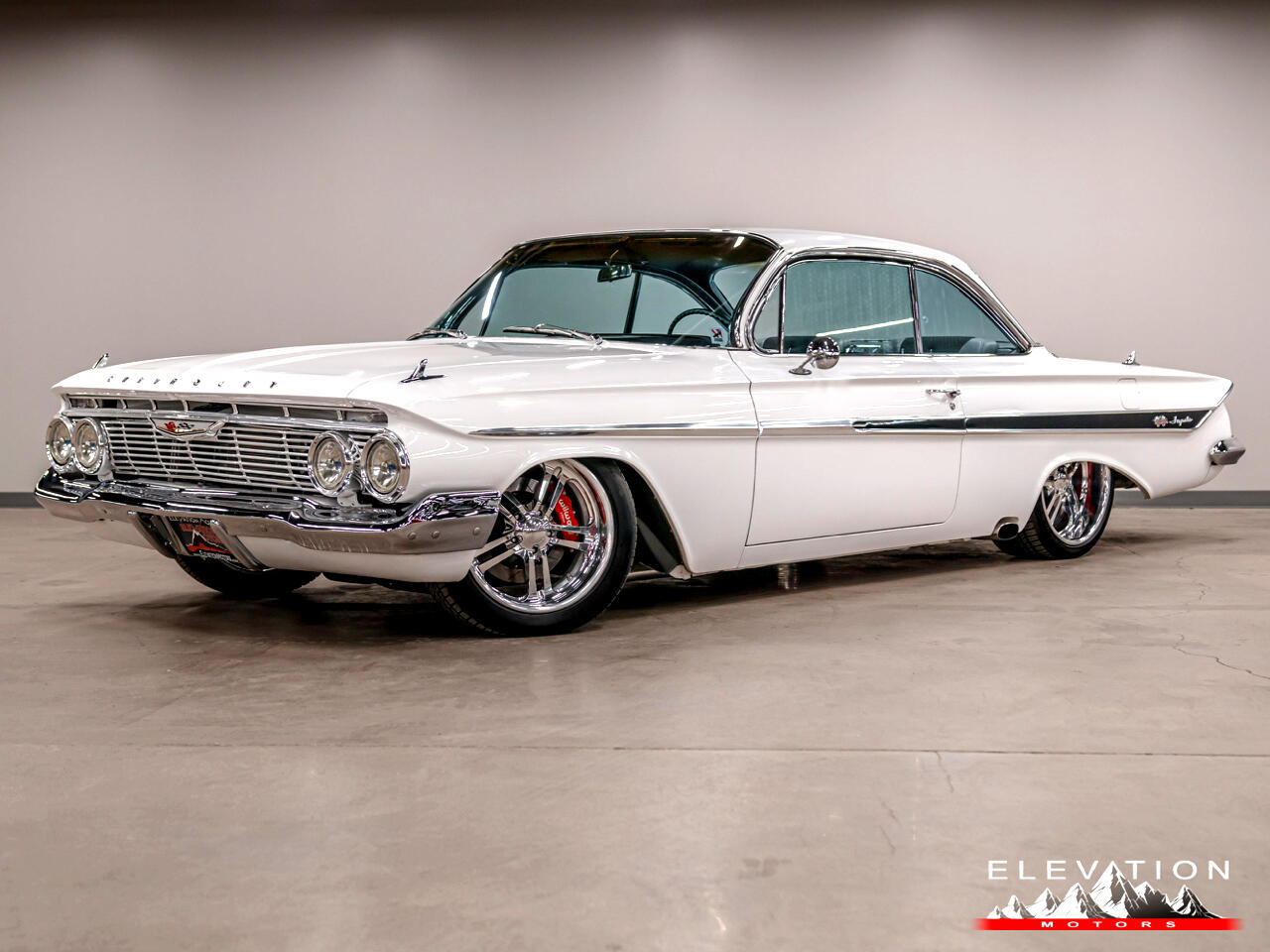 Chevrolet Impala Base 1961