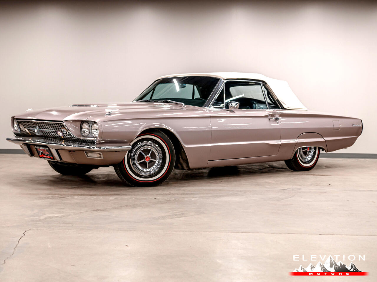 Ford Thunderbird 2dr Convertible Deluxe 1966
