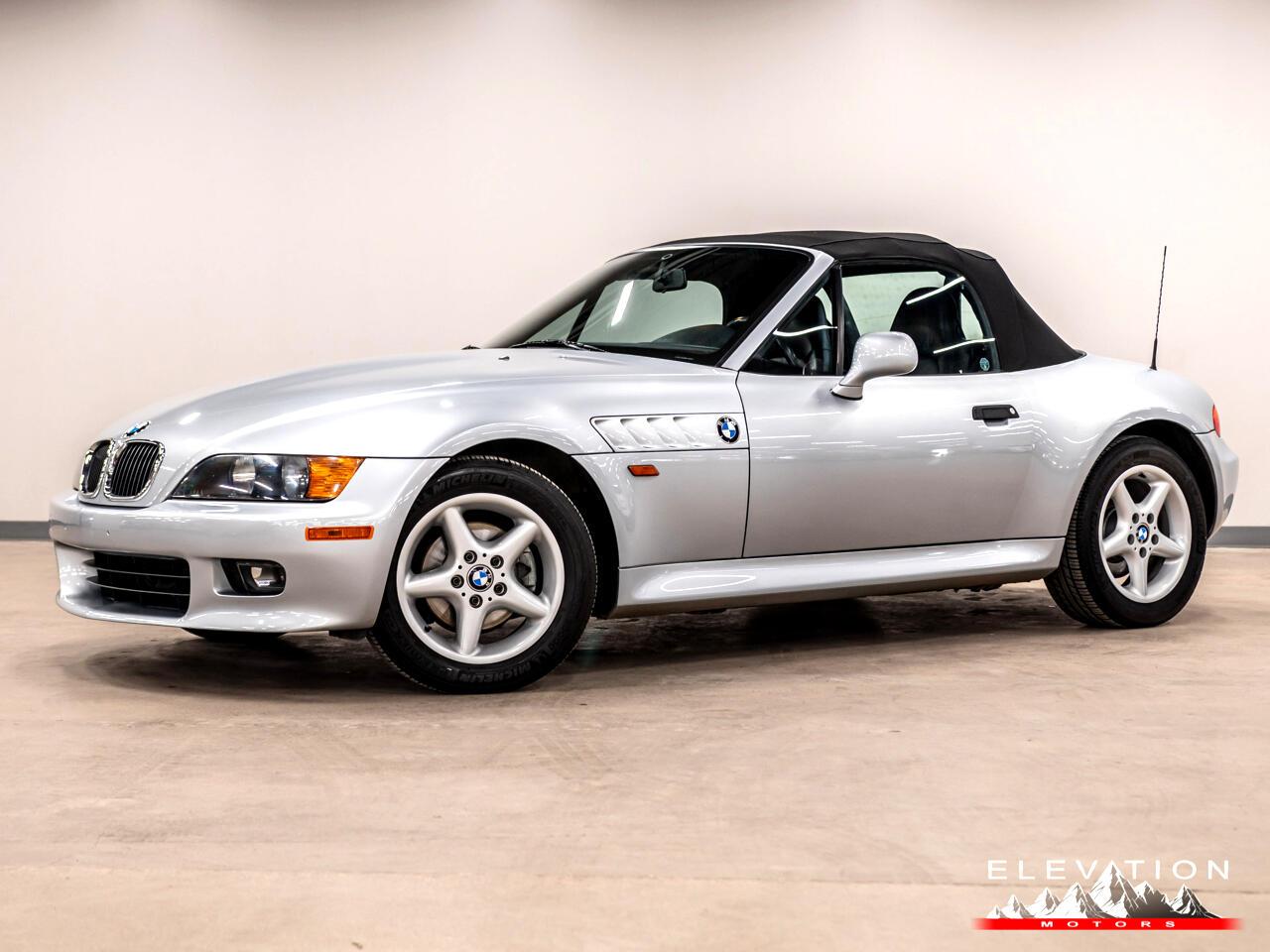 BMW Z3 2.8 1998
