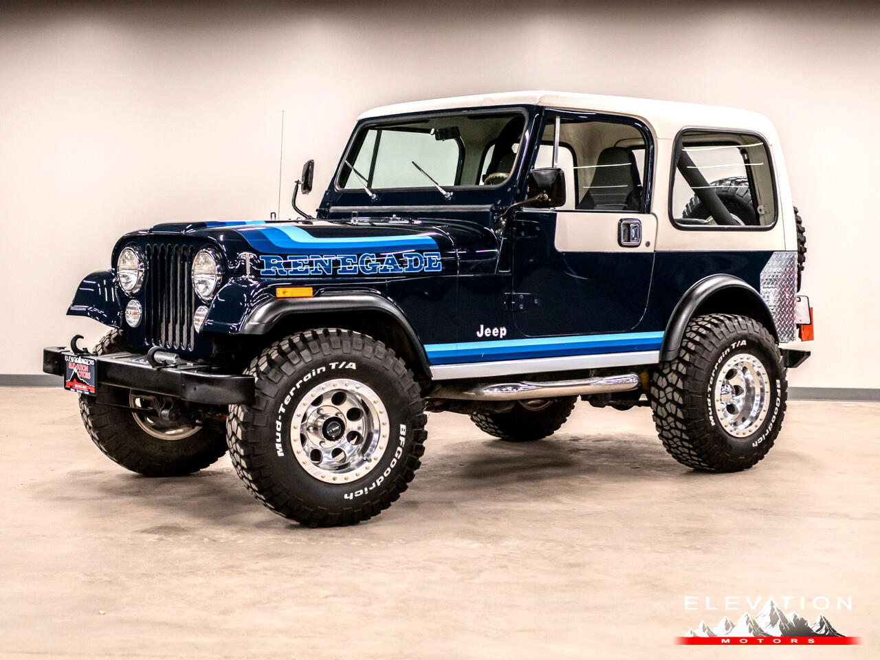 Jeep CJ-7 Base 1982