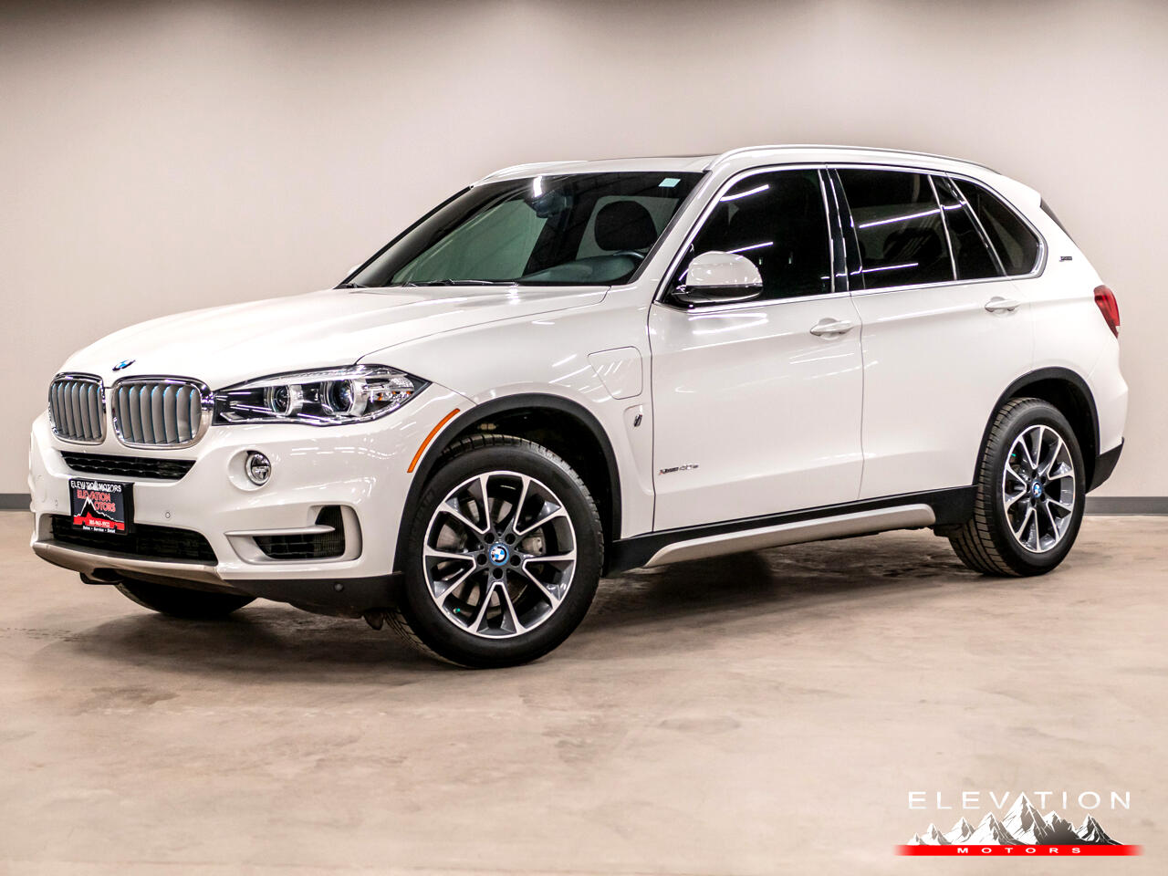 BMW X5 eDrive 2018