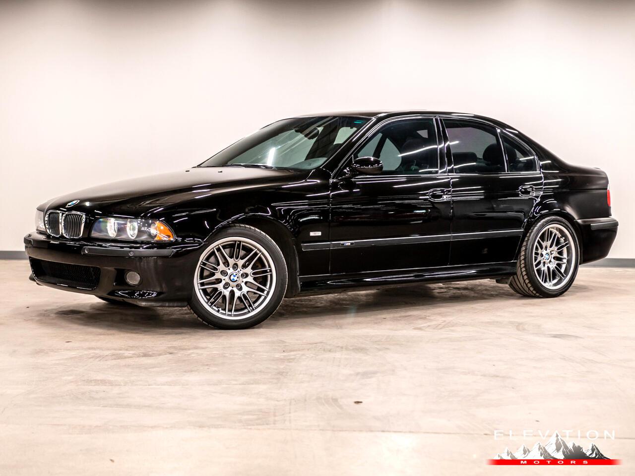 BMW M5 Base 2003
